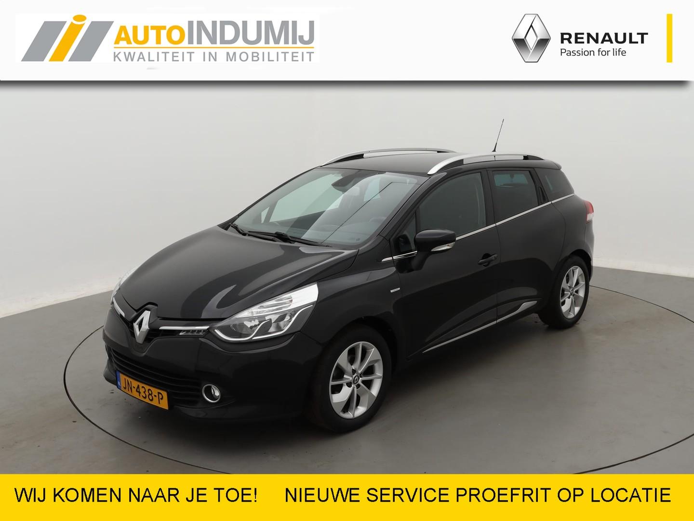 Renault Clio Estate tce 90 limited / climate control / navigatie / parkeersensoren achter!