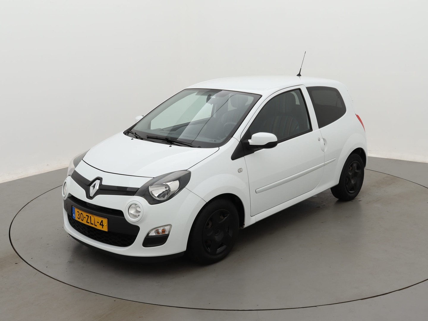Renault Twingo 1.2 16v collection white & black / airco / bluetooth / cruise control