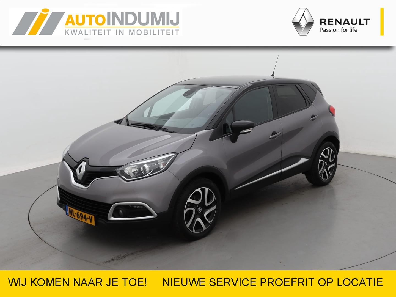 Renault Captur Dci 110 dynamique / parkeersensoren achter + camera / trekhaak / sterkste dieselmotor!