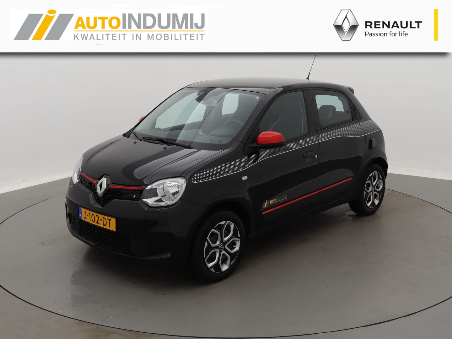 Renault Twingo Sce 75 collection / airco!