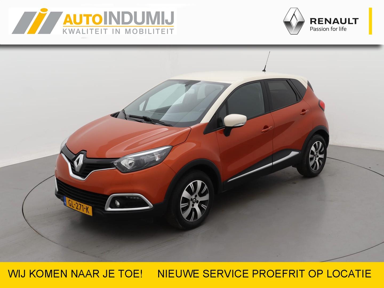 Renault Captur Tce 90 expression / navigatie / parkeersensoren achter!