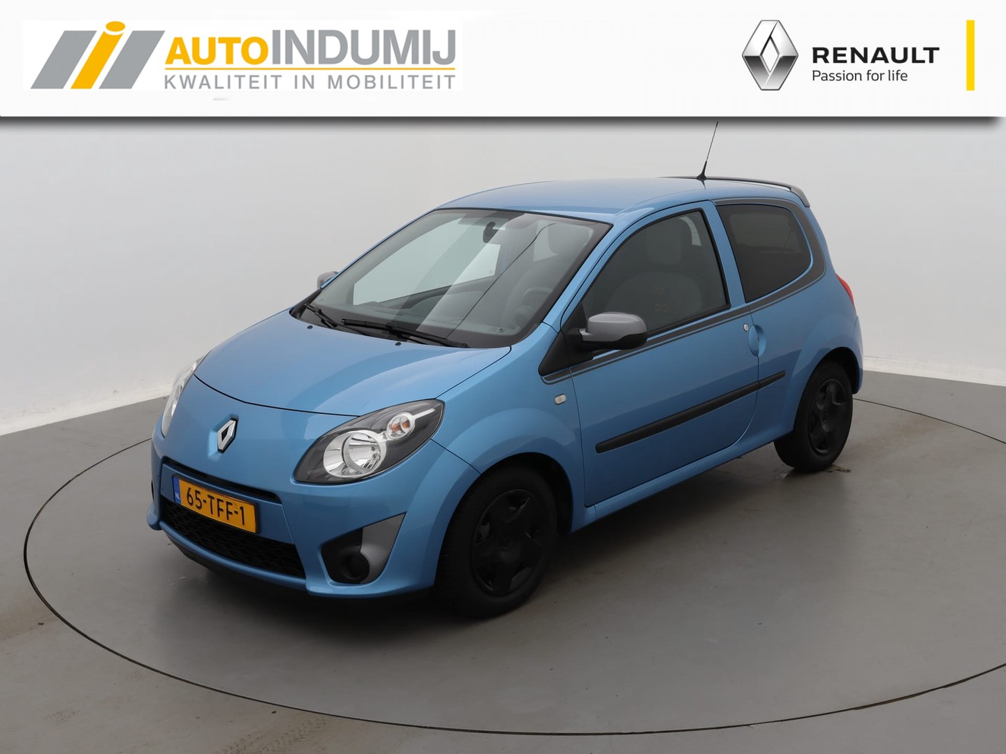 Renault Twingo 1.2-16v collection / radio / airco!