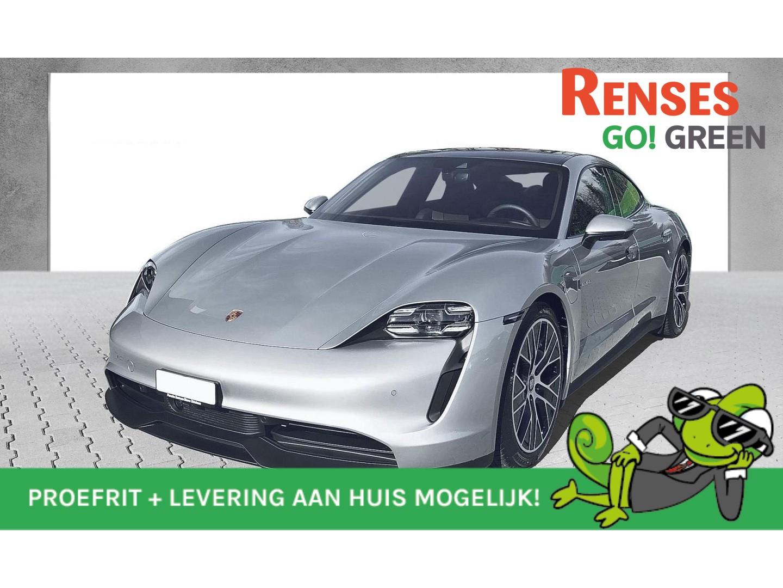 Porsche Taycan 4s 71 kwh