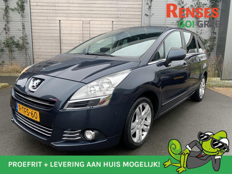Peugeot 5008 1.6 e-hdi blue lease 5p.