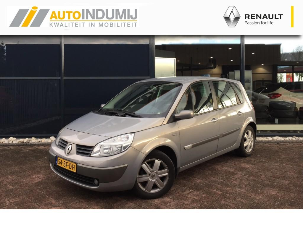 Renault Scénic 1.6-16v privilége luxe automaat / uniek!