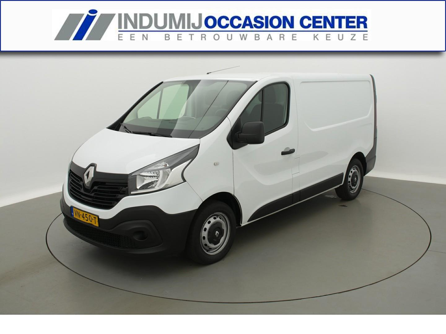 Renault Trafic Dci 90 t27 l1h1 comfort excl. btw / navi / airco
