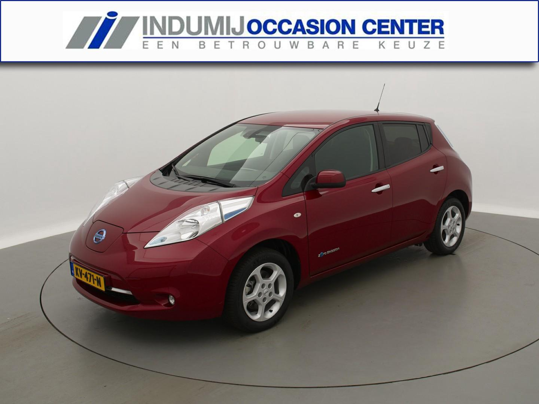 Nissan Leaf Acenta 30 kwh accu // aantoonbare lage kilometerstand / dealeronderhouden