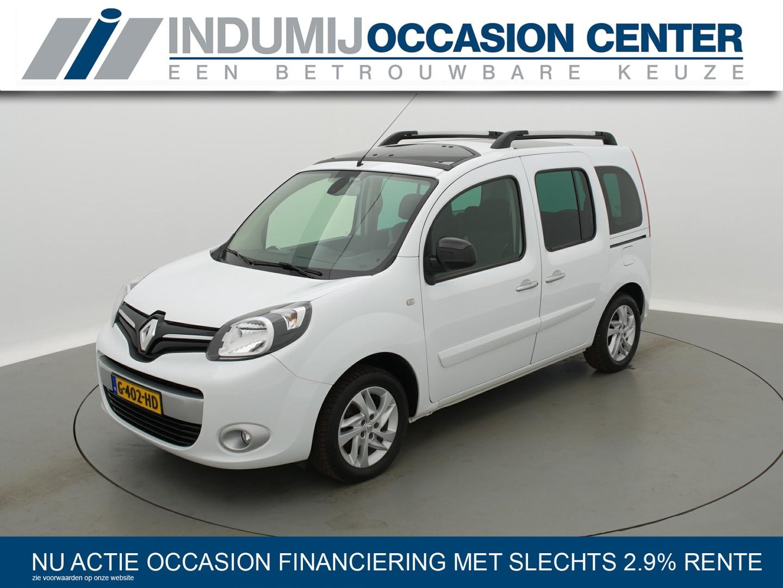 Renault Kangoo Family tce 115 limited // glazen kanteldak / climate control / navigatie