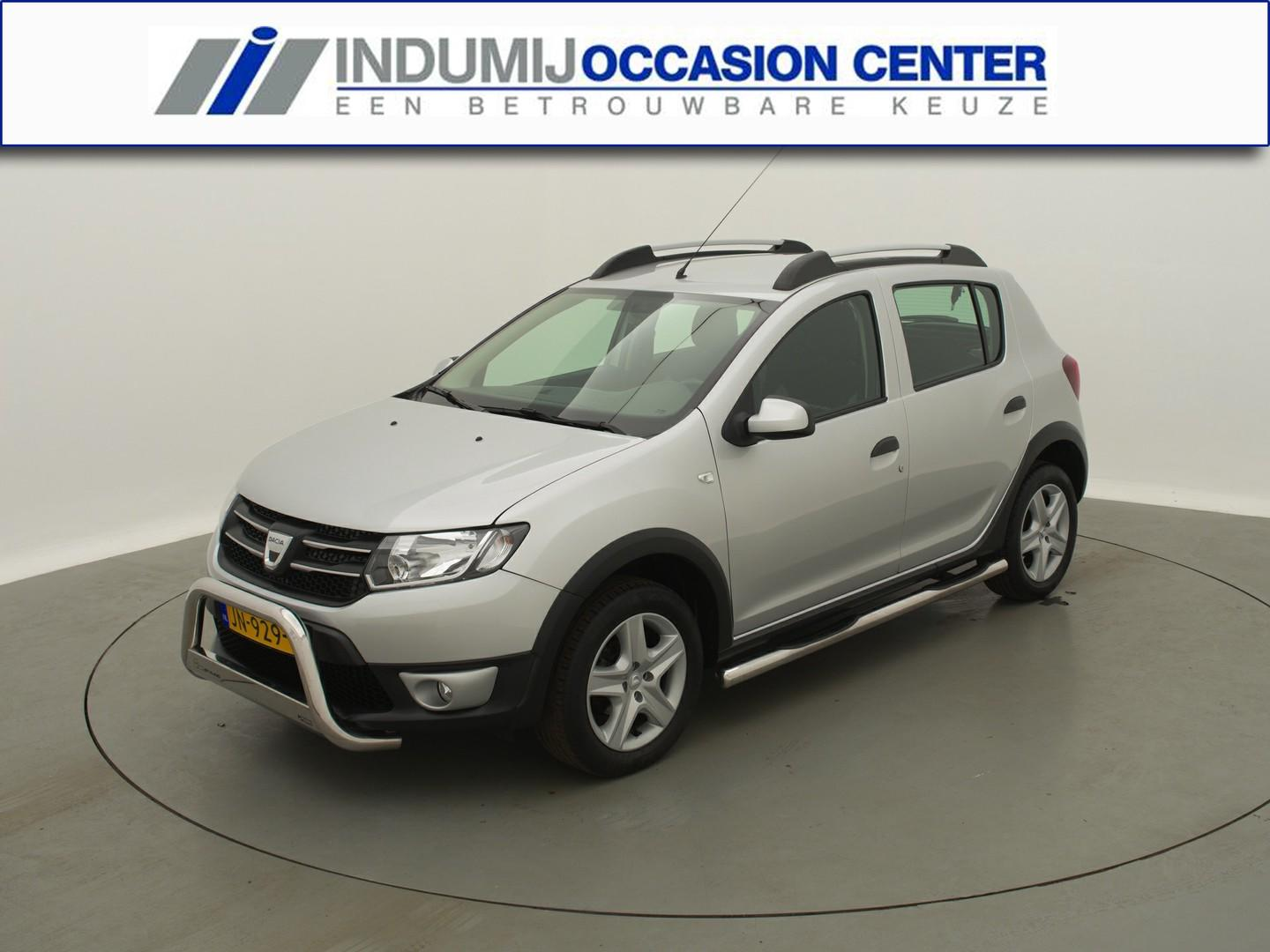 Dacia Sandero Tce 90 easy-r stepway lauréate // automaat / bull-bar /stoere auto!