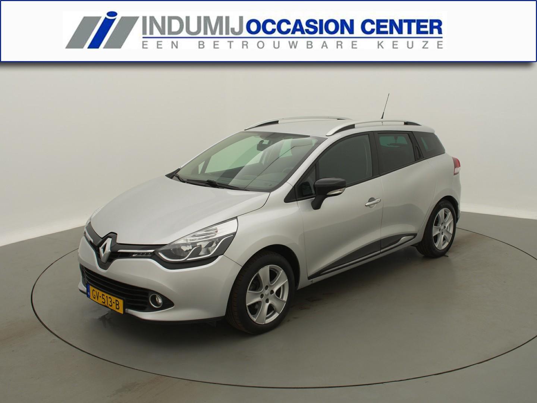 Renault Clio Estate dci 90 expression // lichtmetalen velgen / airco / navi / trekhaak