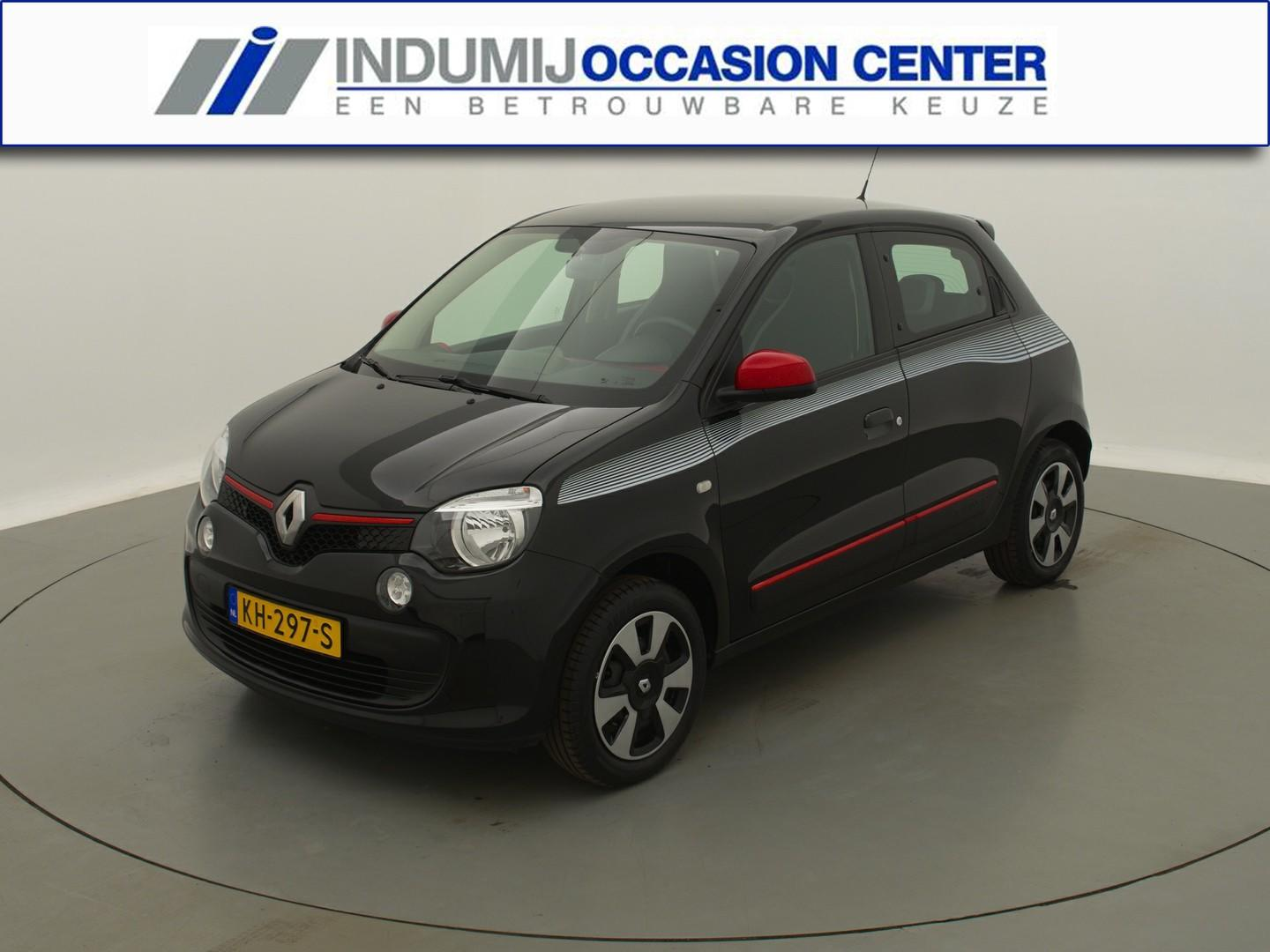Renault Twingo Sce 70 collection // airco / bluetooth / rode accenten