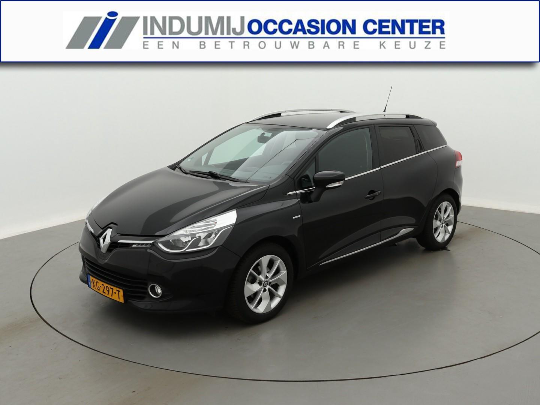 Renault Clio Estate tce 90 limited // navi / airco / lichtmetalen velgen