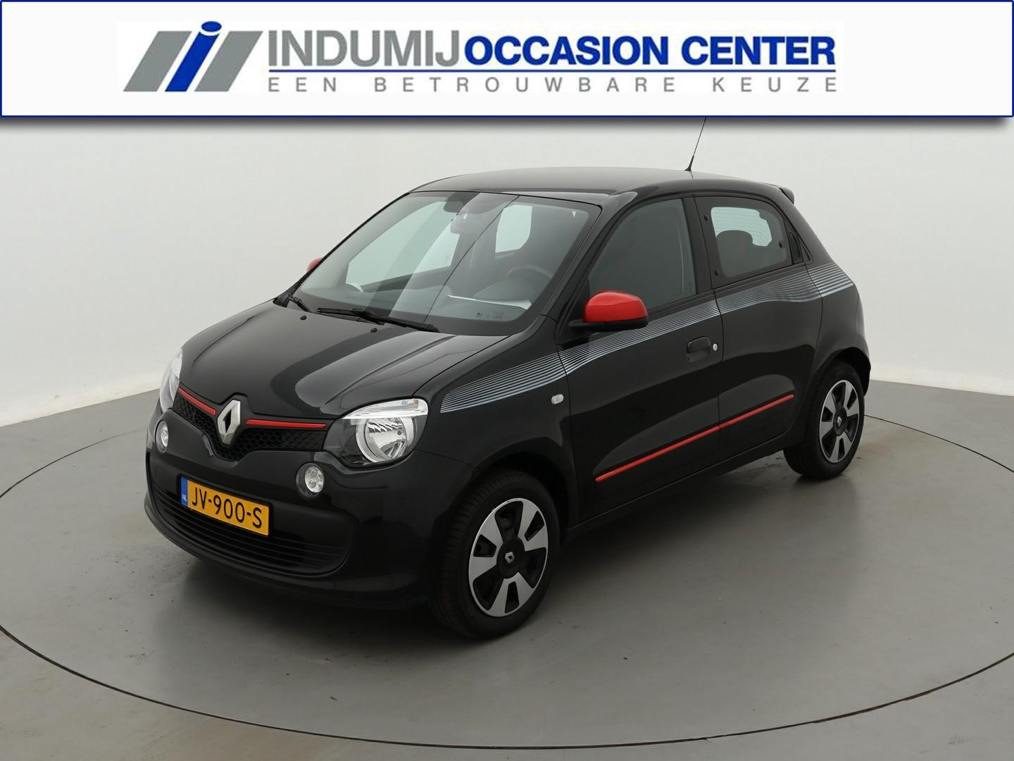 Renault Twingo Sce 70 collection // rode accenten