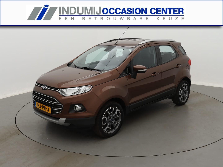 Ford Ecosport 1.0 ecoboost 125 pk titanium // dealeronderhouden