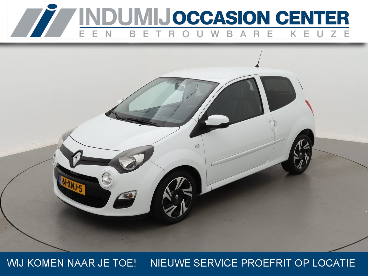 Renault Twingo 1.2 16v collection // dealeronderhouden / 1e eigenaar