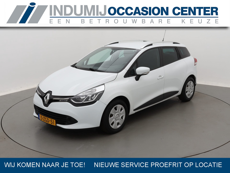 Renault Clio Estate 1.5 dci eco expression // dealeronderhouden
