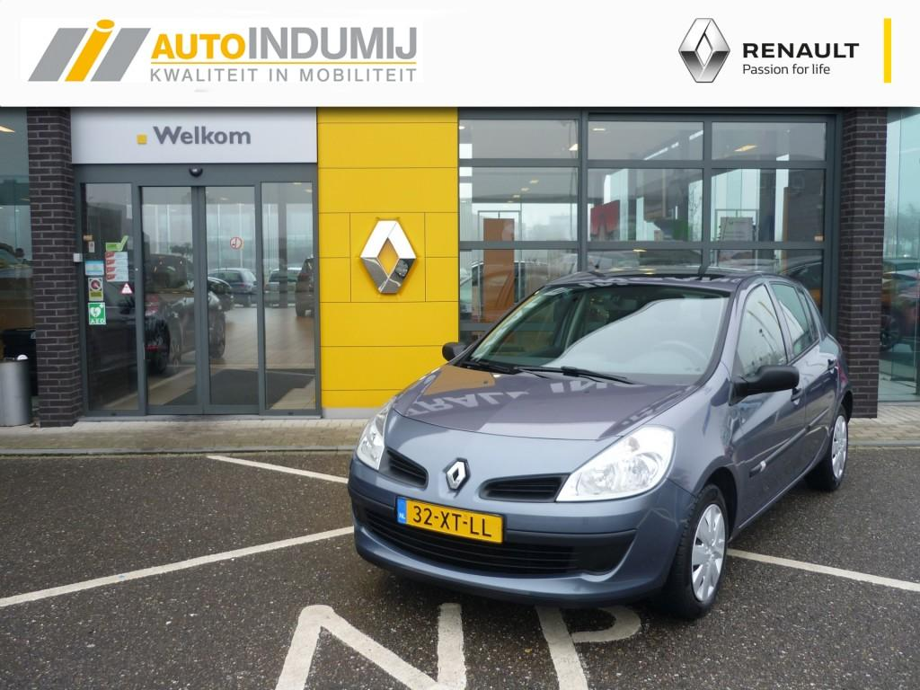 Renault Clio 1.4-16v 5-deurs business line + panoramadak!!!