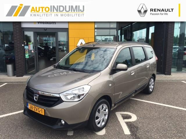 Dacia Lodgy Dci 90 lauréate 5 persoons