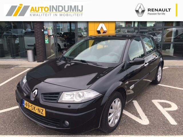 Renault Mégane 1.6-16v tech line