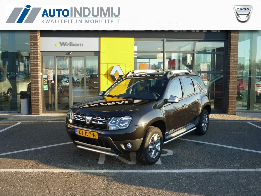 Dacia Duster Tce 125 4x2 prestige leder & side bars !!