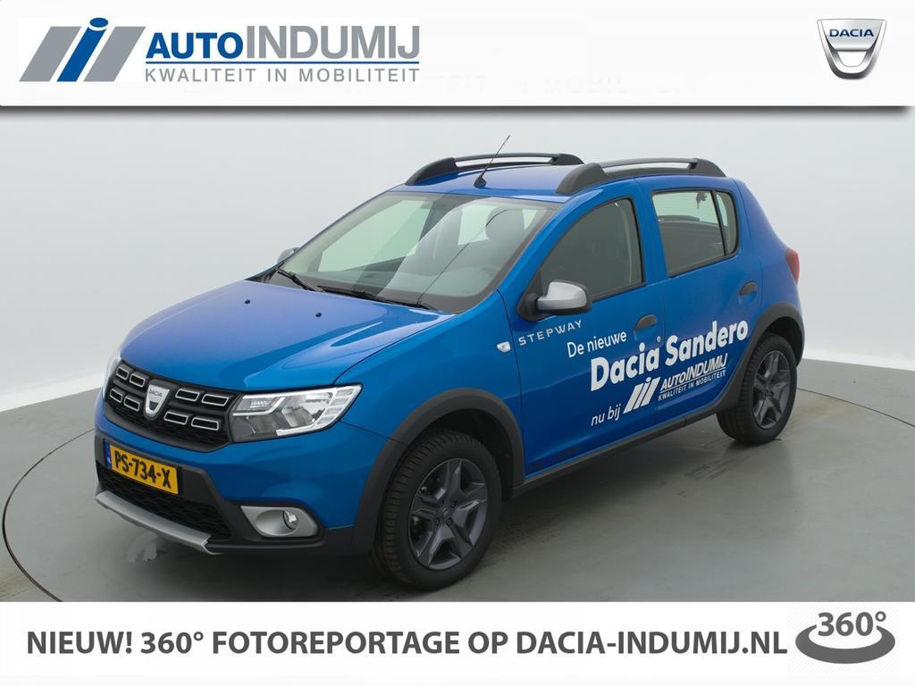 Dacia Sandero Tce 90 serie limitée stepway // camera // navi // airco