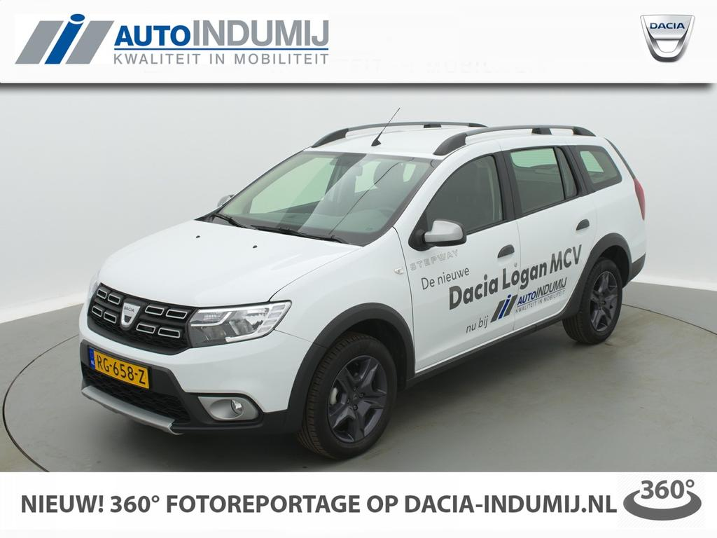 Dacia Logan Mcv tce 90 serie limitee stepway // lm velgen // airco // navi // camera
