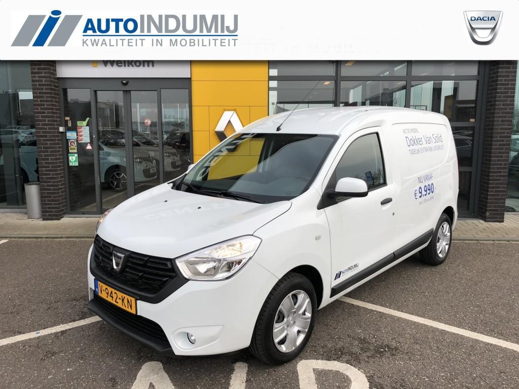 Dacia Dokker Dci 90 solid // prijs excl. btw // navi // airco //