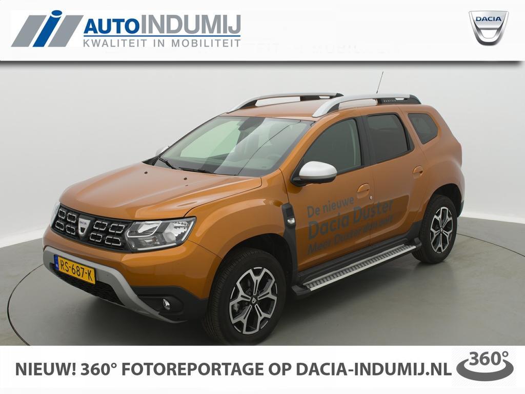 Dacia Duster Tce 125 prestige // navi // climate // lm velgen // sidebars