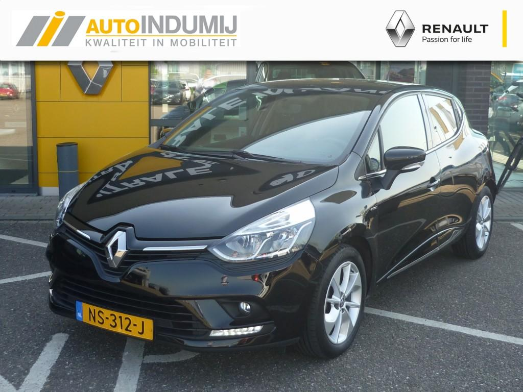 Renault Clio Tce 90 limited // pdc // navi // lm velgen // airco