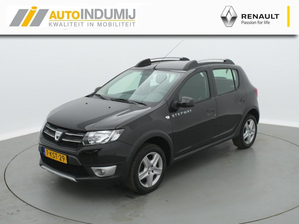 Dacia Sandero 0.9 tce stepway lauréate // navi // airco // trekhaak