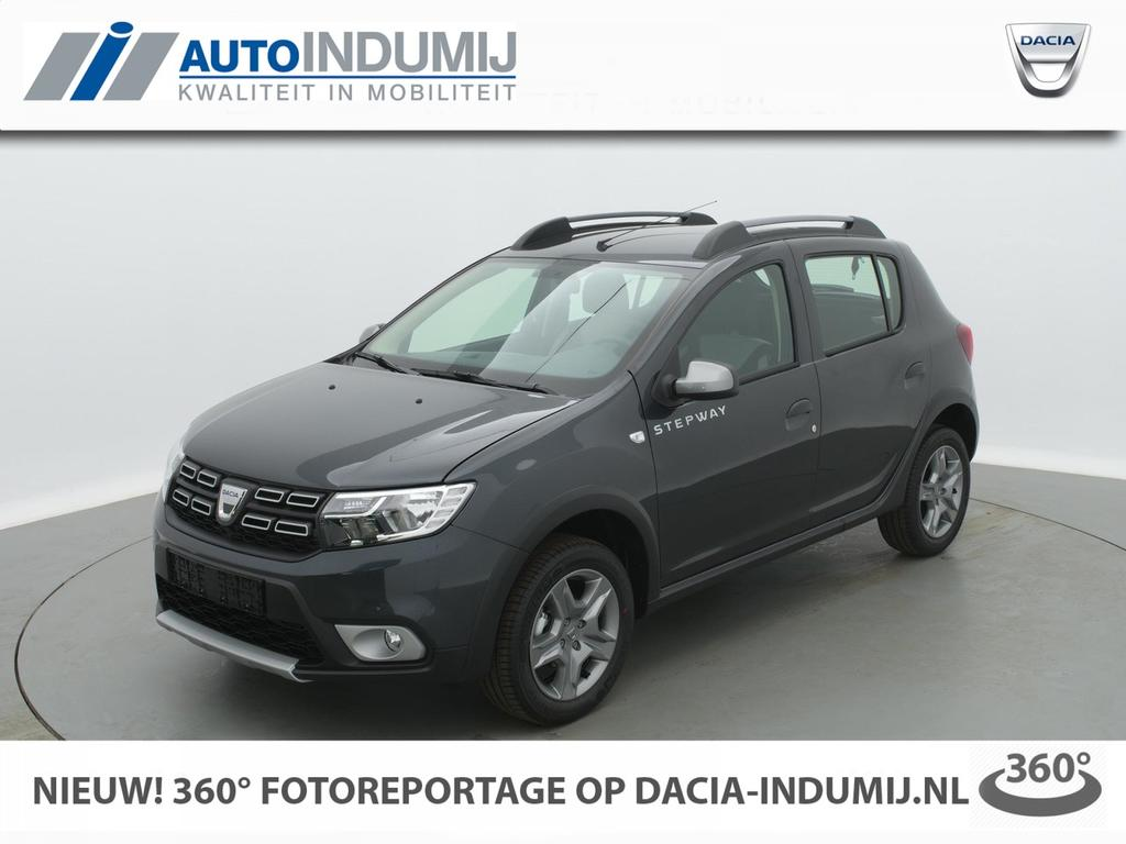 Dacia Sandero 0.9 tce stepway  *nieuw* // navi // camera // airco