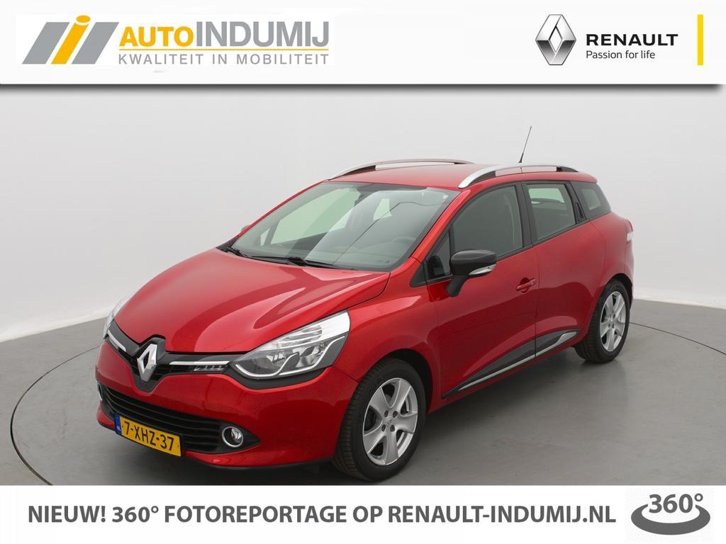 Renault Clio Estate tce 90 expression // lm velgen // airco // navi