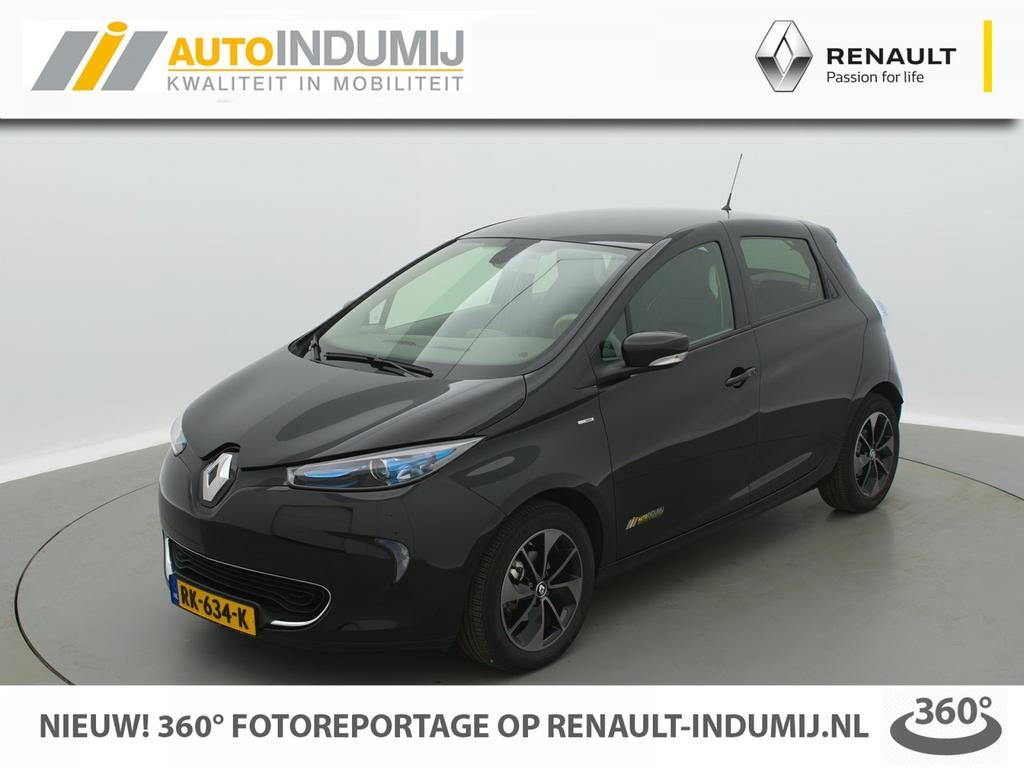 Renault Zoe Q90 bose 40 kwh (incl accu) // navi // climate // cruise