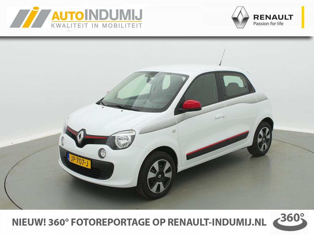 Renault Twingo Sce 70 collection // airco // rouge interieur