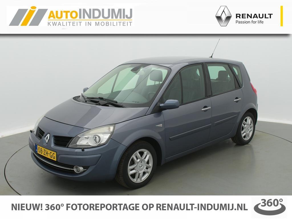 Renault Scénic 1.6-16v tech line  // navi // climate // xenon //