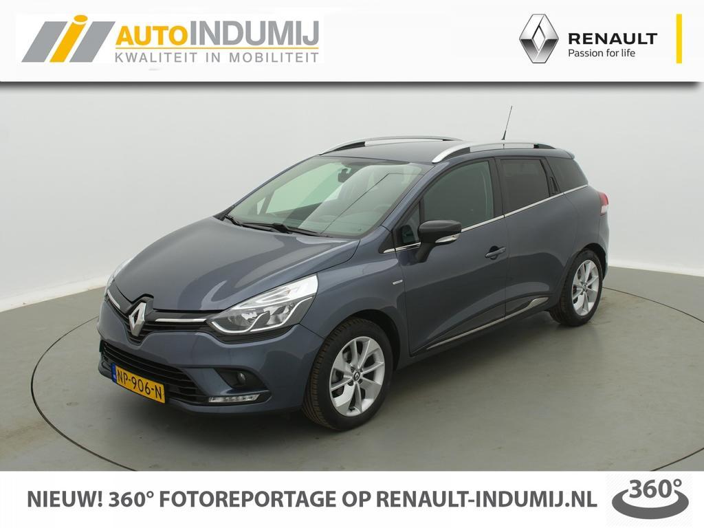 Renault Clio Estate tce 90 limited // trekhaak // airco // navi