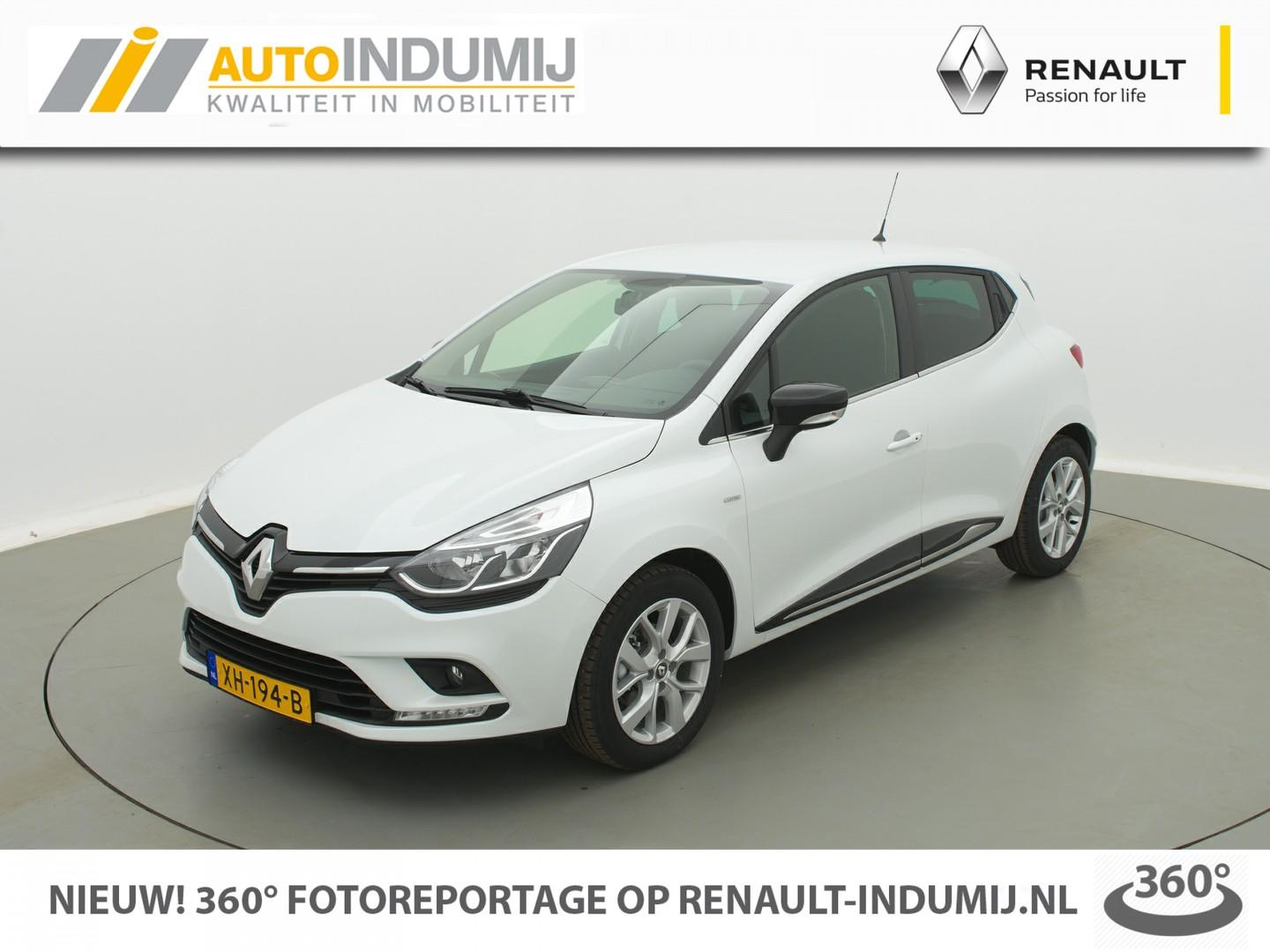 Renault Clio Tce 90 limited // airco // navi // pdc // keyless