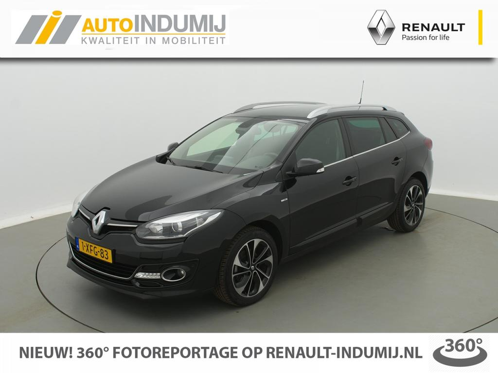 Renault Mégane Estate tce 115 bose // navi // climate // pdc // cruise