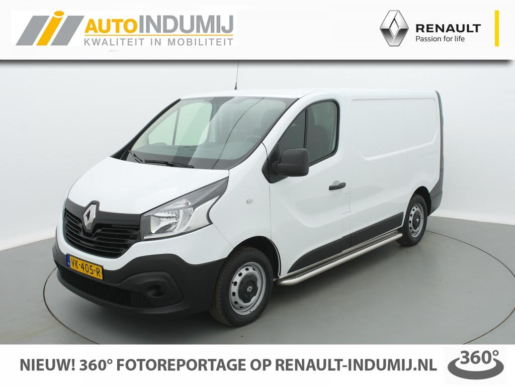 Renault Trafic Dci 90 t29 l1h1 comfort // airco // cruise // prijs excl. btw