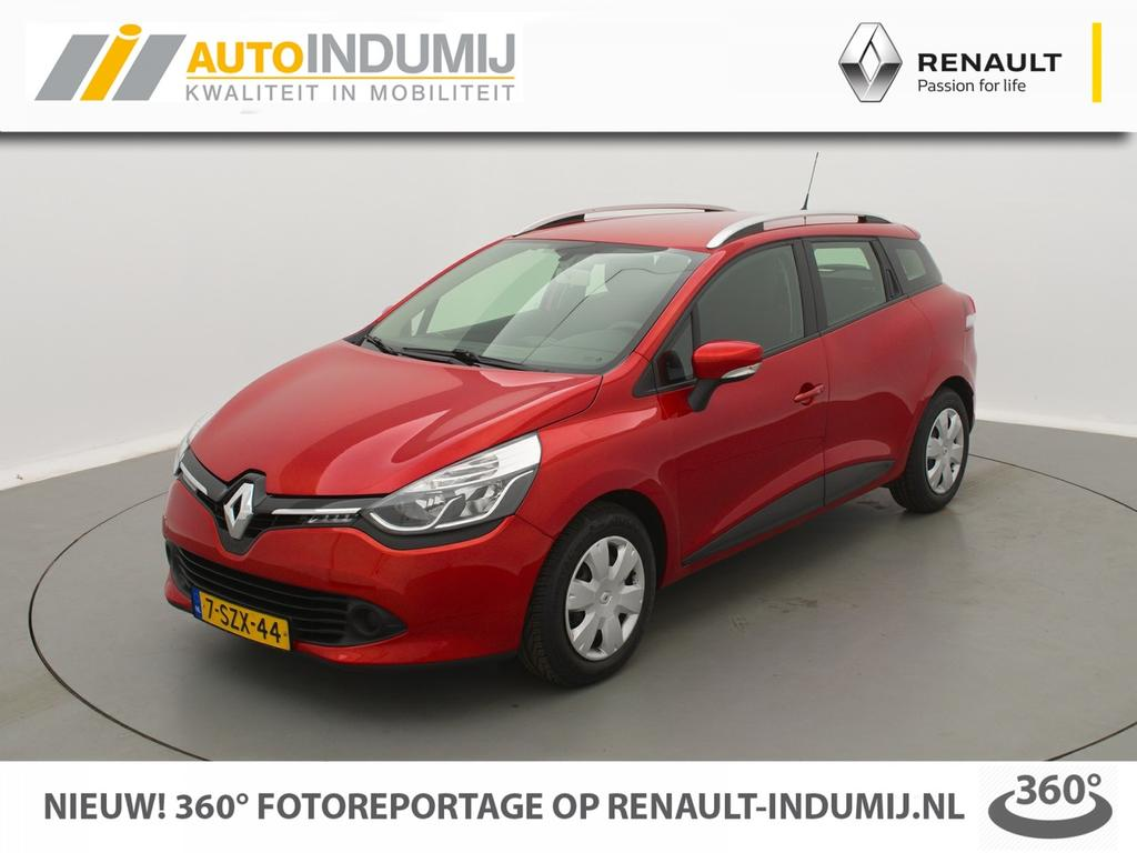 Renault Clio Estate tce 90 expression // navi // airco // cruise