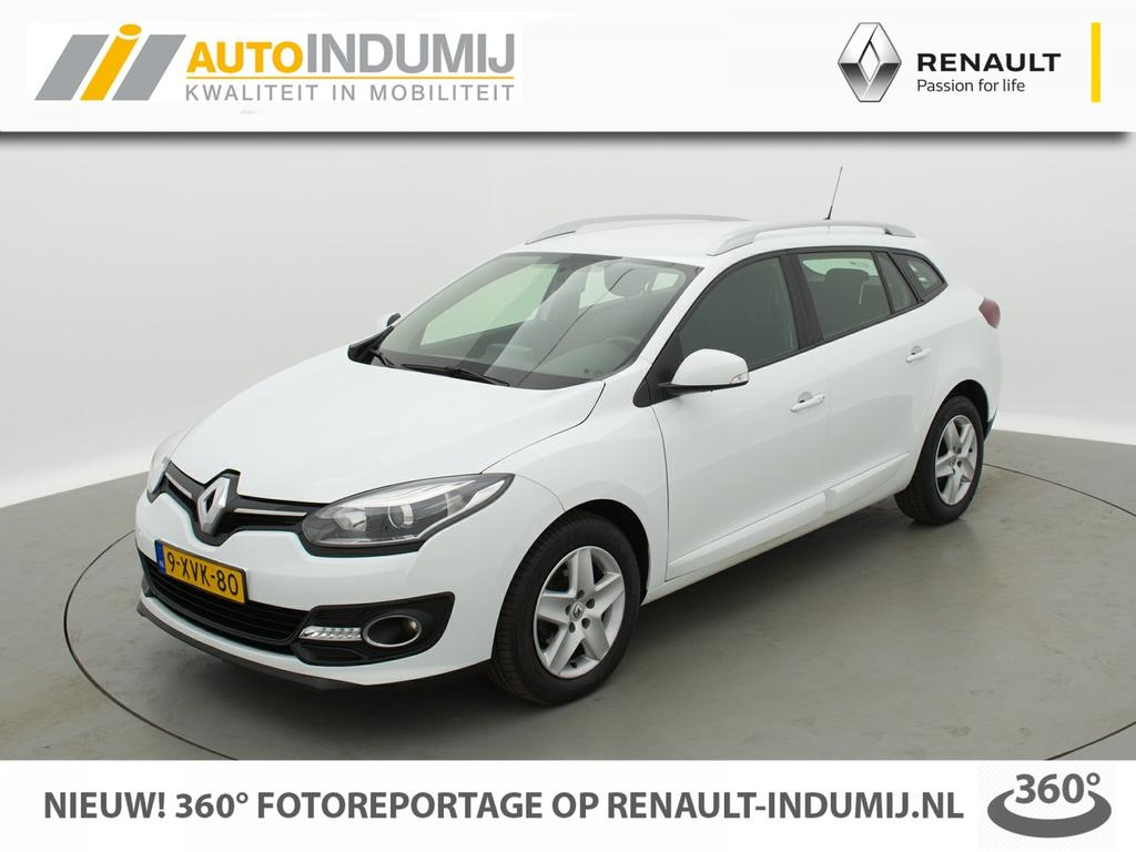 Renault Mégane Estate dci 110 expression // climate control // navi //