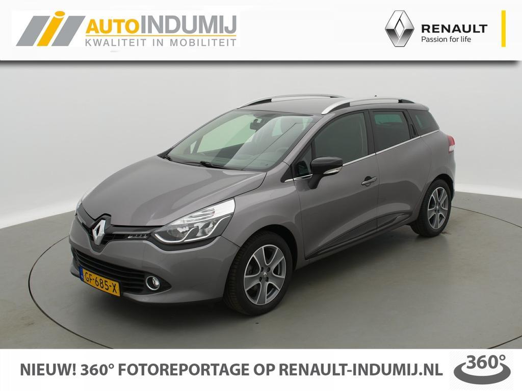 Renault Clio Estate tce 90 night & day // navi // airco // lm velgen