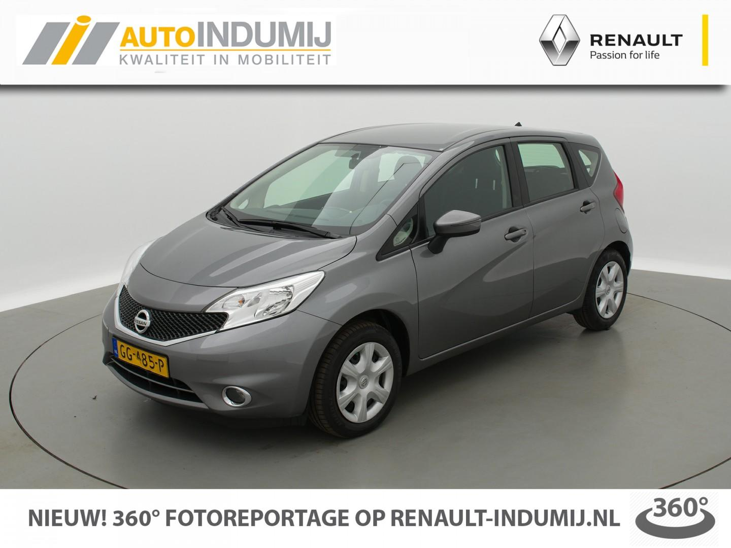 Nissan Note 1.2 acenta  // airco // bluetooth // cruise