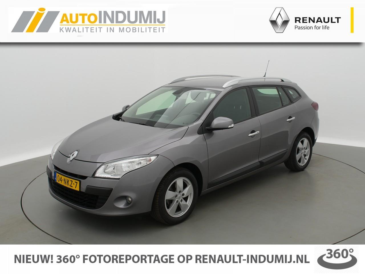 Renault Mégane Estate tce 130 dynamique // keyless // climate // navi
