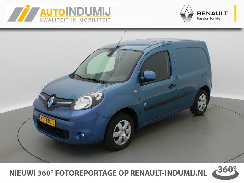 Renault Kangoo Express z.e. (batterijhuur) // automaat / navi / bluetooth / airco / stoelverwarming