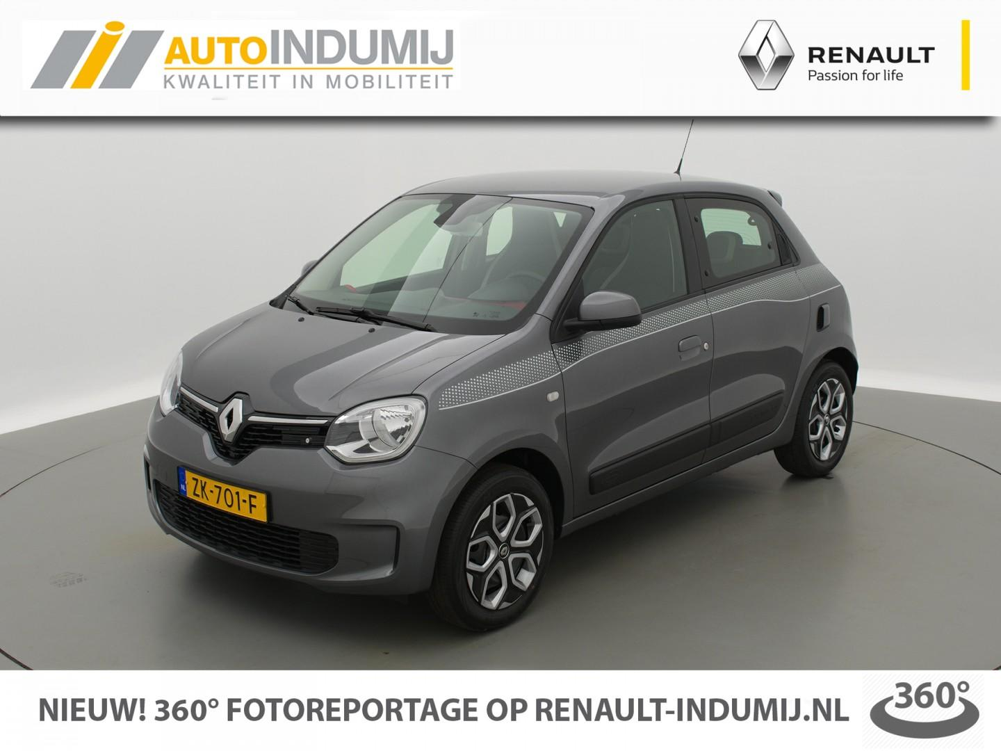 Renault Twingo Sce 75 collection // apple carplay / android auto / airco / bluetooth