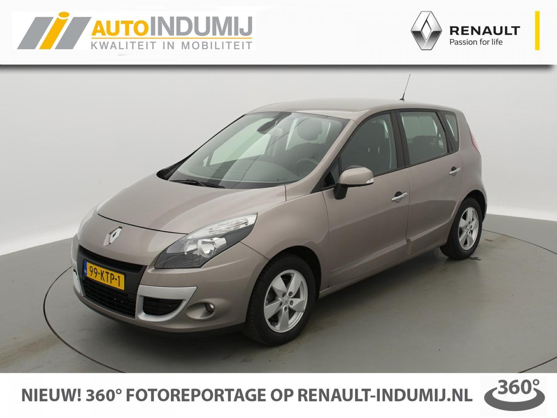 Renault Scénic Tce 130 dynamique // trekhaak / navi / parkeersensoren / climate control