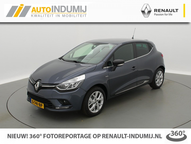 Renault Clio Tce 90 limited // navi / airco / parkeersensoren