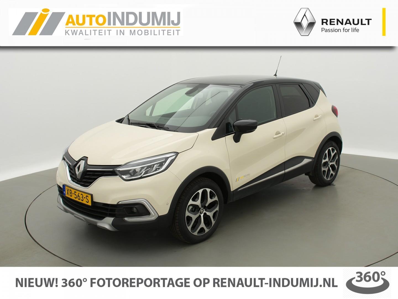 Renault Captur Tce 90 intens // camera / park assist / dodehoek detectie