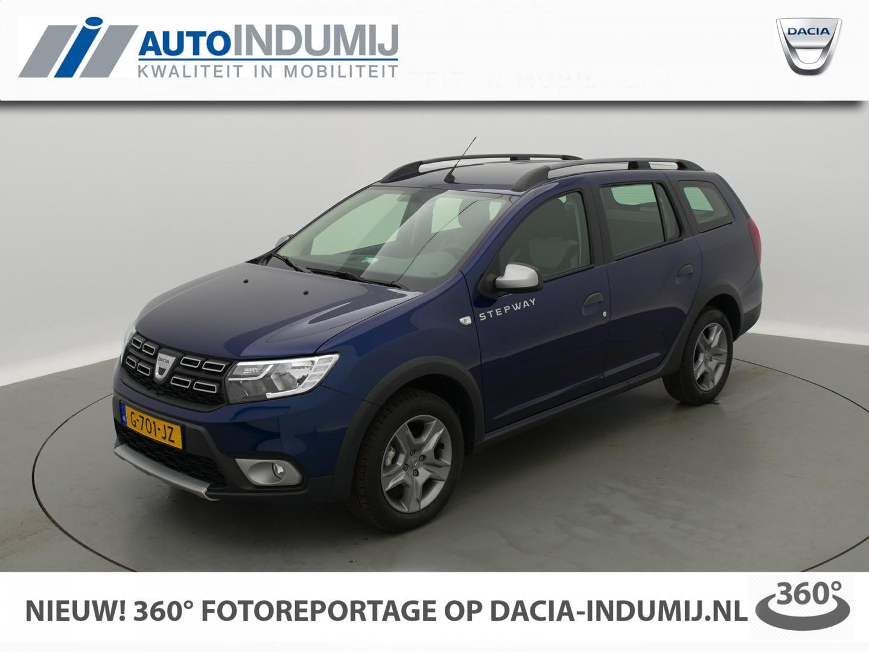 Dacia Logan Mcv tce 90 stepway // navi / bluetooth / airco / parkeersensoren
